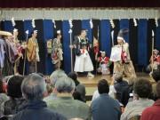 八戸で伝統芸能「鮫神楽」の若手発表会 20数年ぶりに「安宅関勧進帳」も披露
