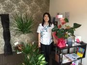 八戸に琉球リラクゼーションサロン 女性店主、故郷の健康願い起業