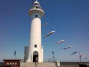 八戸鮫角灯台が週末一般開放 360度のパノラマ楽しむ