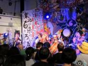 八戸で東北復興願い音楽と朗読と郷土芸能のコンサート 独特の世界観で魅了