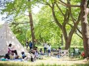 青森・おいらせ町で「楽しみながらエコを学ぶ」デイキャンプ バザーやキャンドル作りも