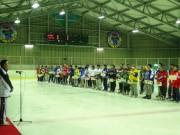 第81回青森県素人アイスホッケー大会開幕 55チーム、971選手参加