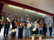 八戸で蕪嶋神社節分祭 鮫生活館会場に60人集まる