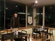 八戸市水産科学館マリエントに「夕日絶景食堂 イヌワラウ」 太平洋を一望
