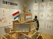八戸ブックセンターでギャラリー展「一冊の本から見えるオランダの世界」