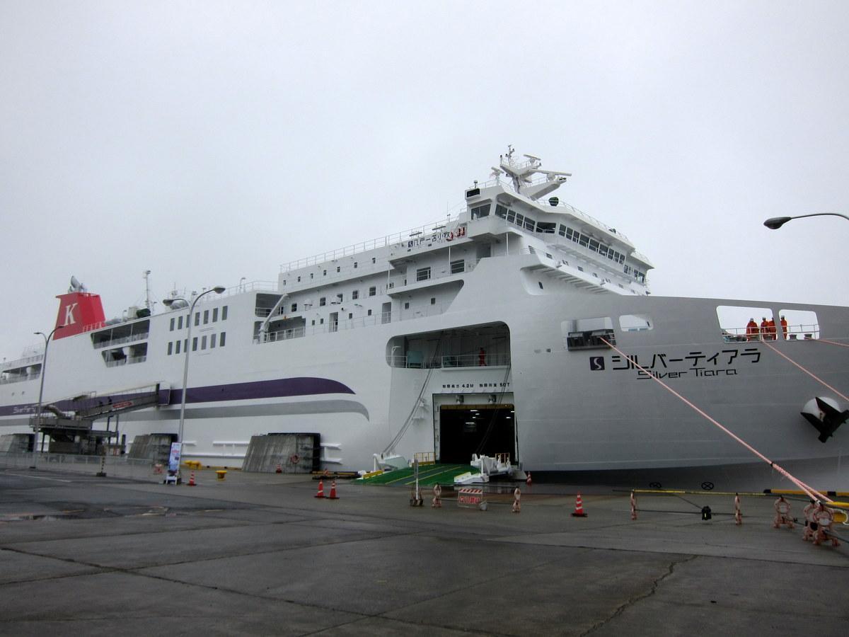 八戸経上半期PV1位は新船「シルバーティアラ」