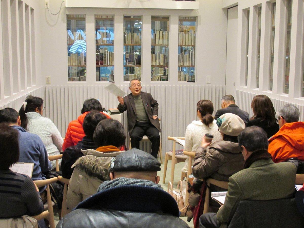 トークイベント「方言詩の朗読と村さんとの思い出」
