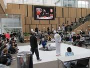 八戸でブレークダンス世界選手権予選会 オランダ世界大会目指し100人参加