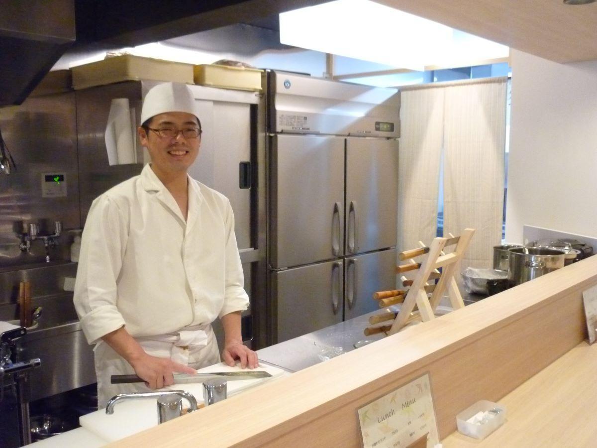 和食店「旬菜 一颯(いぶき)」