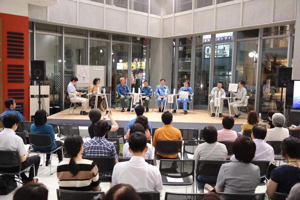 八戸工場大学オープンキャンパス(写真は昨年のもの)