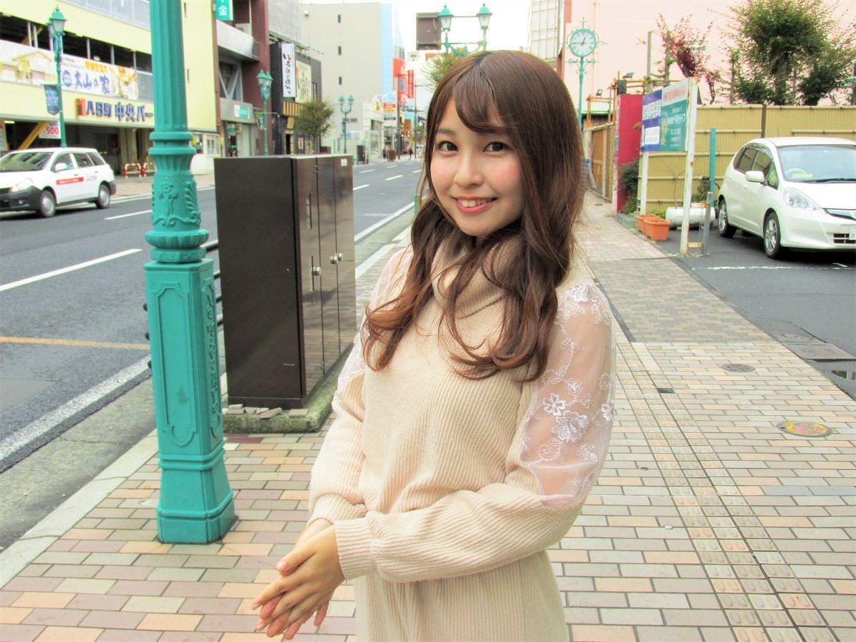 モデルの平沼日菜子さん