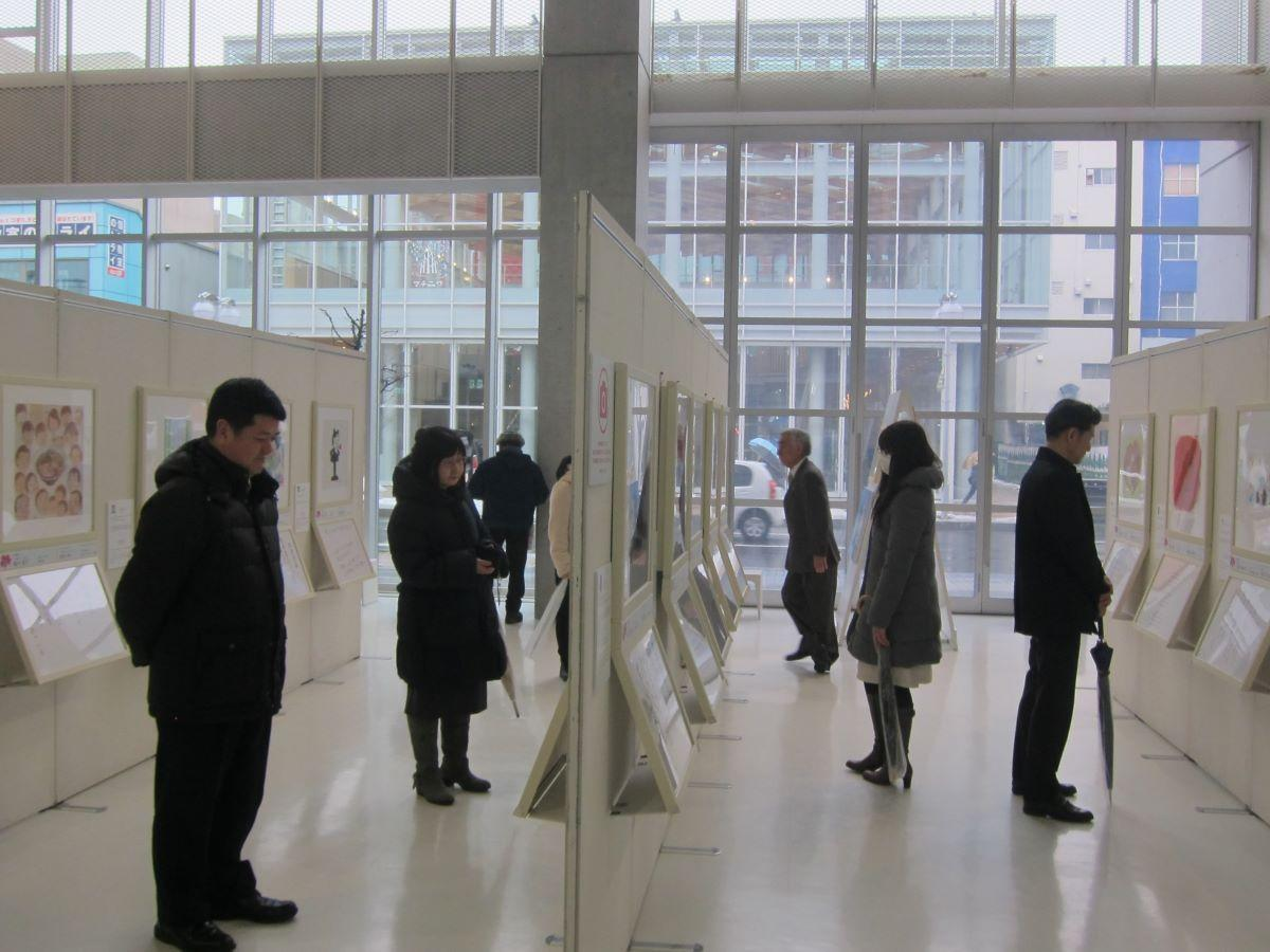 「NHKハート展