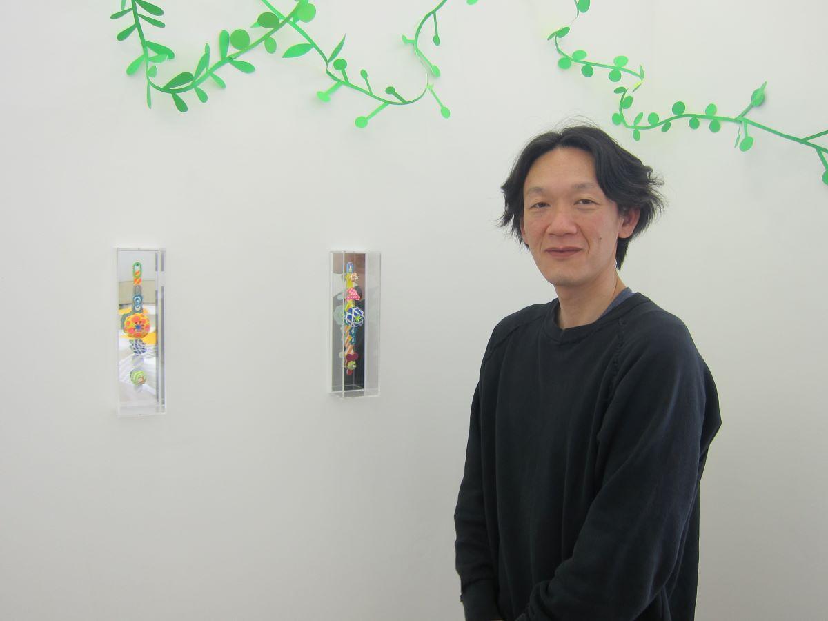 山元勝仁さんの個展「INNER NATURE」