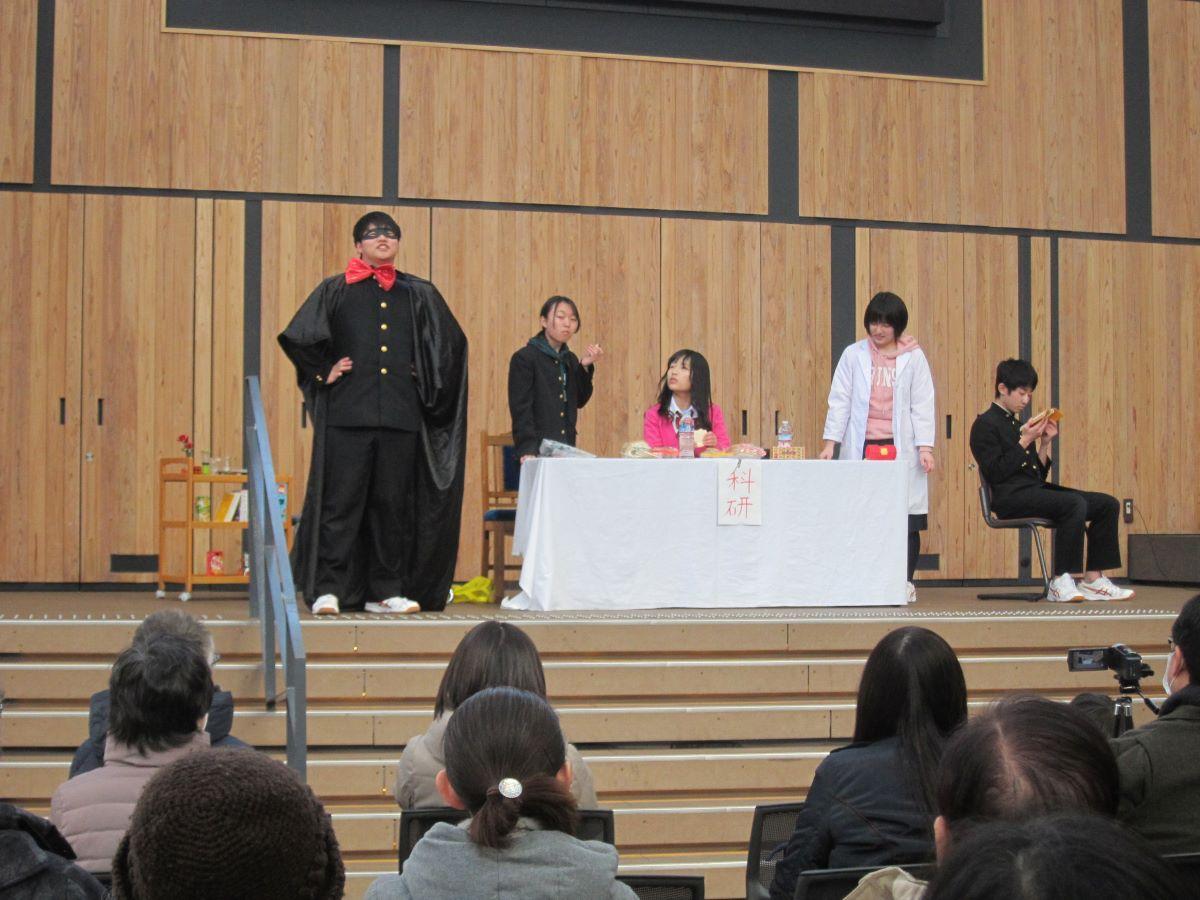 「Hachiko Dance Drama in マチニワ」の様子