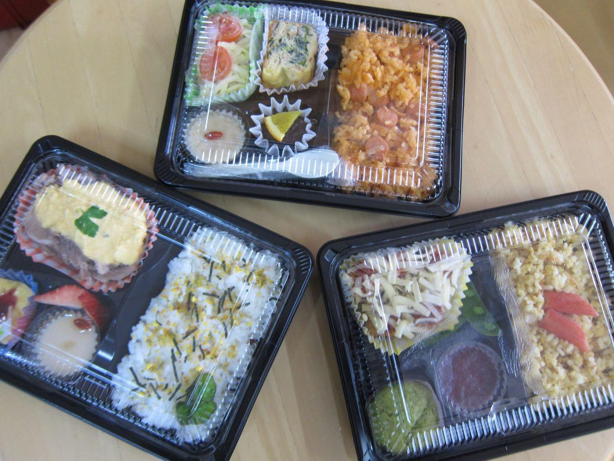 「cooking class HORIMY」の300円弁当