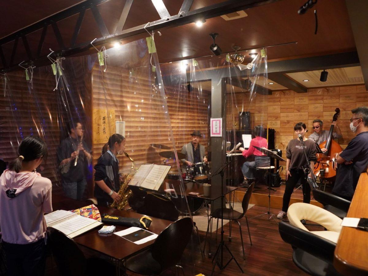 八戸ジャズ楽団が活動を再開