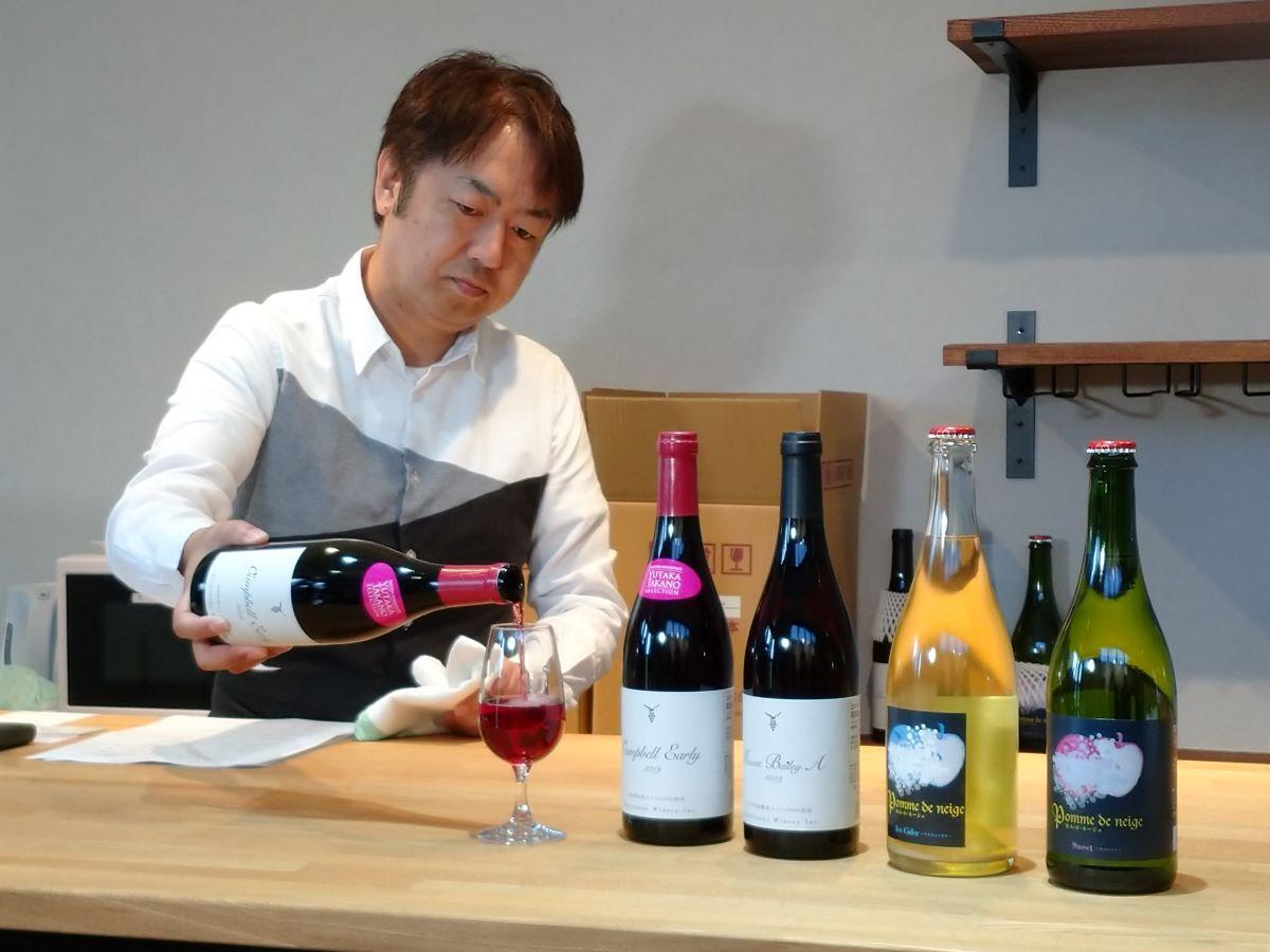 八戸ワイナリーが新作ワイン4種