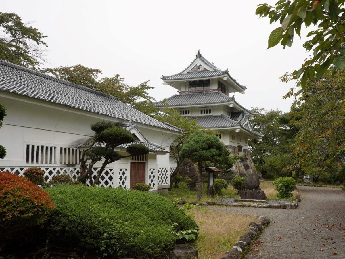三戸城山公園