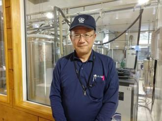 八戸「カネク醸造」、初のクラフトビール出荷に向け仕込み作業