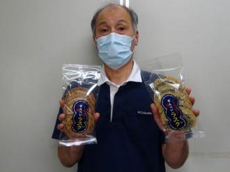 八戸・南部せんべいをアレンジ「せんべいラスク」 甘さとサクサク食感に特徴