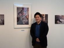 南部町在住の写真家・小野昭仁さん、内閣総理大臣賞受賞 八戸えんぶり題材に