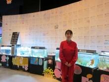 八戸・マリエントで「卒業おめでとう展」 子どもたちのリクエストに応え10年