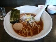 「柚子と秋刀魚煮干しのら~麺」-八王子「ら~麺楓」が5周年メニュー
