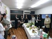 若手経営者塾と学生デザイナーユニットが同居-八王子南口の一軒家に