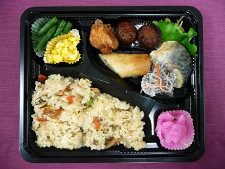 田吾作の「おかずいろいろ弁当」