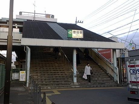 2月22日で開業110周年を迎えるJR豊田駅