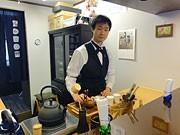 八王子駅南口の日本茶・中国茶カフェが2周年-マンションの1室を改装