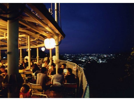 7月1日に営業を開始する「高尾山ビアマウント」