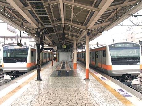 来年3月にダイヤが改正される中央線快速電車