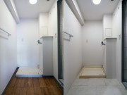 UR、自分で模様替えできる部屋を賃貸-職員がDIY実践、モデルルーム公開