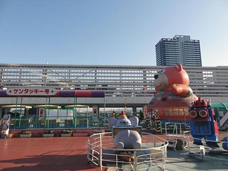 6月3日に閉園する八王子駅ビル屋上の遊園地「ナウプレイランド」