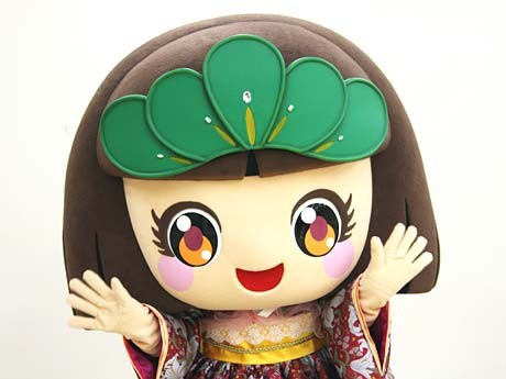 八王子から生まれた「松姫マッピー」