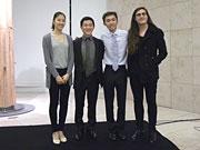 八王子の「国際チェロ・コンクール」入賞者決まる-中国の若手チェリストが1位に