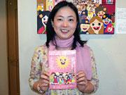 八王子市内14店で小楠アキコさん個展、同時開催-スタンプラリーも
