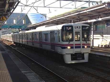 列車内で公衆無線LANサービスを提供する京王線