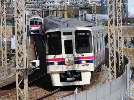 現在は「高尾山冬そば号」などイベントに合わせて臨時特急を運転