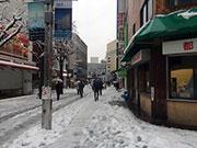 広域八王子圏、大雪に見舞われる 中央線は一時100分以上の遅れも