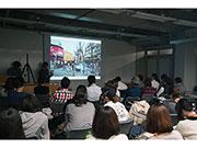 多摩美大生が「まちなかにぎわいプロジェクト」 デザインの視点で商店の課題解決図る