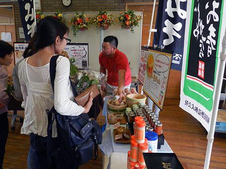 昨年「みんなの農業」主催で行われた「東京農大OB祭」の模様