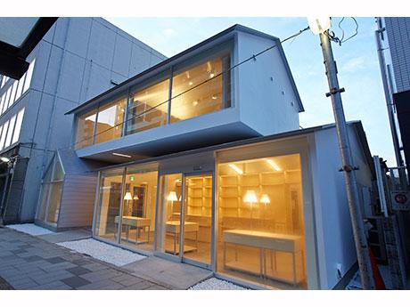 4月12日から営業を始める「網代園」の新店舗(撮影:広川智基)
