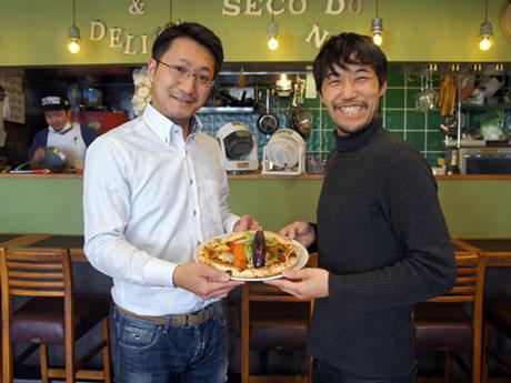 八王子のイタリアン店とスープカレー店がコラボ 3月限定でメニュー展開