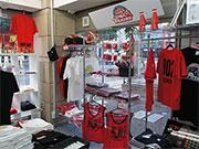 東京八王子トレインズがオフィシャルショップ オリジナルグッズなど販売
