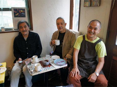 八王子の喫茶店「馬天使」土曜限定で復活 昔の常連客らでにぎわう