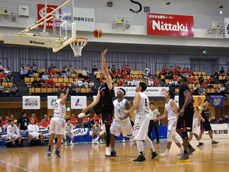 東京八王子トレインズ、シーズン開幕白星スタート 対鹿児島レブナイズ戦