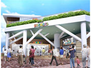 京王、子ども向け新遊戯施設の名称発表 日本最大級のネット遊具なども
