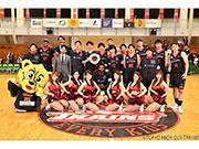 「東京八王子トレインズ」レギュラーシーズン優勝確定 ファーストステージに続き